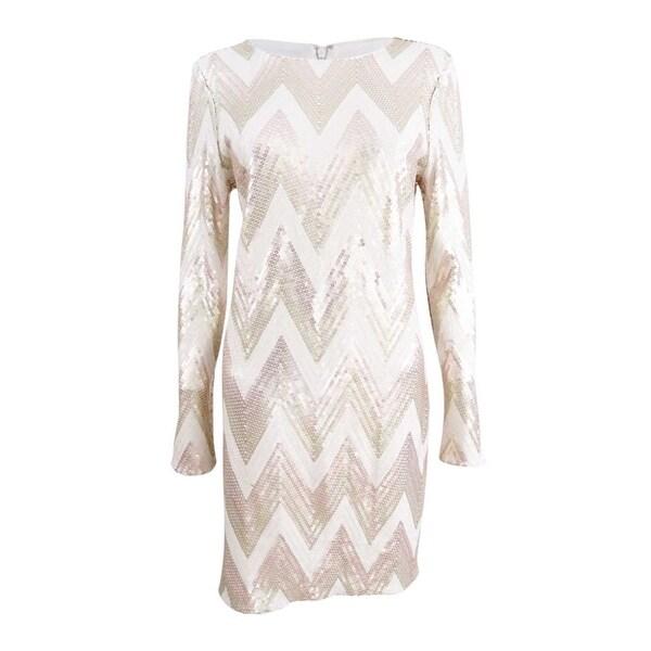 715534dd12 Shop Vince Camuto Women s Sequined Mini Bodycon Dress (8