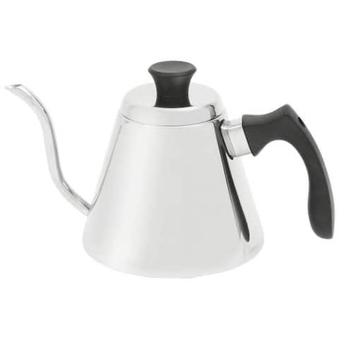 Chef's Secret® 34oz (1L) 18/8 Stainless Steel Tea Kettle