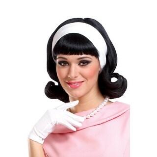 Goddessey 1950's Adult Wig with Detachable Headband