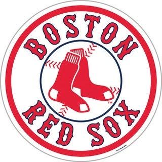 Fremont Die Inc Boston Red Sox Vinyl Magnet Vinyl Magnet
