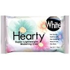 White - Hearty Super Lightweight Air-Dry Clay 1.75oz