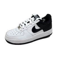 separation shoes 21a3a 6a7e9 Nike Grade-School Air Force 1 White Obsidian 314192-142 Size 5.5Y