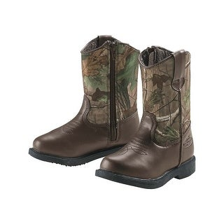 Legendary Whitetails Boys Realtree Dustin Jr Cowboy Boots