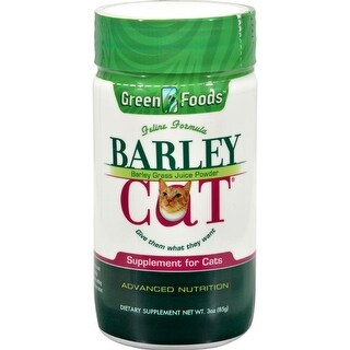 Green Foods - Barley Cat ( 1 - 3 OZ)