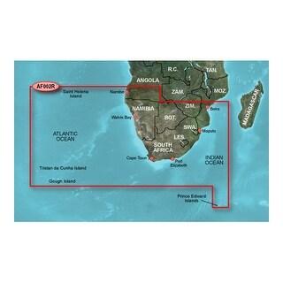 Garmin VAF002R - South Africa SD card Navigational Software