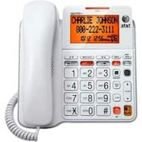 ATT-Vtech  Corded Answering System With Backlit Display C4940,