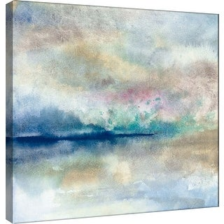 """PTM Images 9-100968  PTM Canvas Collection 12"""" x 12"""" - """"Kaleidoscope Dreams II"""" Giclee Abstract Art Print on Canvas"""