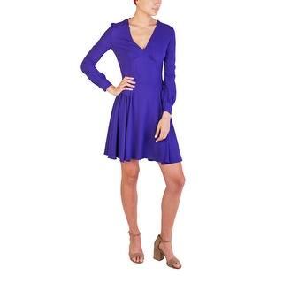 Prada Women's Acetate Viscose Blend Long Sleeve Pleaded Dress Purple https://ak1.ostkcdn.com/images/products/is/images/direct/943da00d1cd31b67a0a1c89eebe16ba064fdedb3/Prada-Women%27s-Acetate-Viscose-Blend-Long-Sleeve-Pleaded-Dress-Purple.jpg?impolicy=medium
