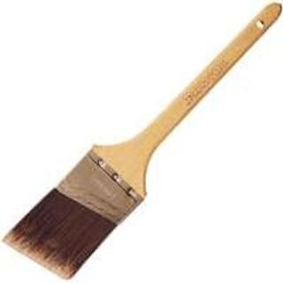 "Purdy 080225 Nylox Dale Angled Sash/Trim Paint Brush, Latex, 2.5"""