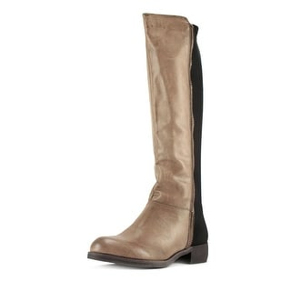 Mia Carolyn Pointed Toe Synthetic Knee High Boot