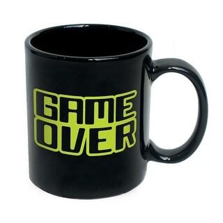Game Over 11oz. Ceramic Coffee Mug