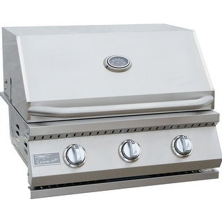 KoKoMo Grills 3 Burner Built In BBQ Grill