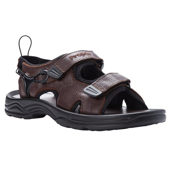 3173ed7ecc67 Shop Propet Mens Surfwalker Ii Casual Sandals - Free Shipping Today ...