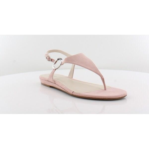 Alfani Honnee Women's Sandals & Flip Flops Pink Blush
