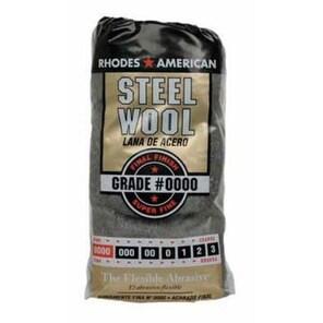 Homax 10120000 Super Fine Steel Wool Pads