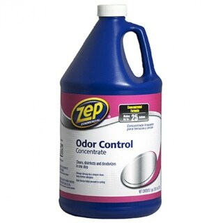 Zep Commercial ZUOCC128 Odor Control Concentrate, 1-Gallon