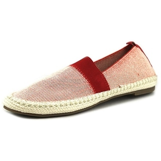 GH Bass & Co Neko Women Round Toe Canvas Espadrille