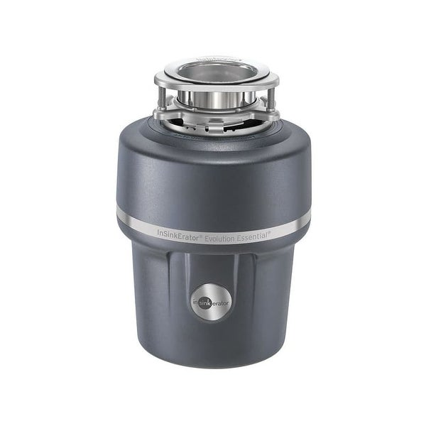 InSinkErator ESSENTIAL XTR Evolution 3/4 HP Single Phase Garbage Disposal with SoundSeal and MultiGrind Technology