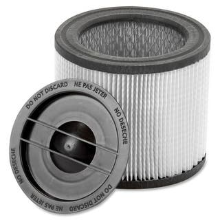 Shop-Vac 9035000 Shop-Vac Ultra-Web Cartridge Filter - 6.5 Height x 8 Diameter - Blue|https://ak1.ostkcdn.com/images/products/is/images/direct/944b2c8b0b0b20318fb64c00724a3ca5d9dcc571/Shop-Vac-9035000-Shop-Vac-Ultra-Web-Cartridge-Filter---6.5%26quot%3B-Height-x-8%26quot%3B-Diameter---Blue.jpg?impolicy=medium