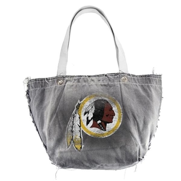 Shop Little Earth Productions Washington Redskins Vintage Tote - Black -  Free Shipping On Orders Over  45 - Overstock.com - 23805399 3ec5d6502