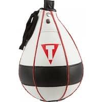 Title Boxing Lighting Fast Speed Bag - White/Black