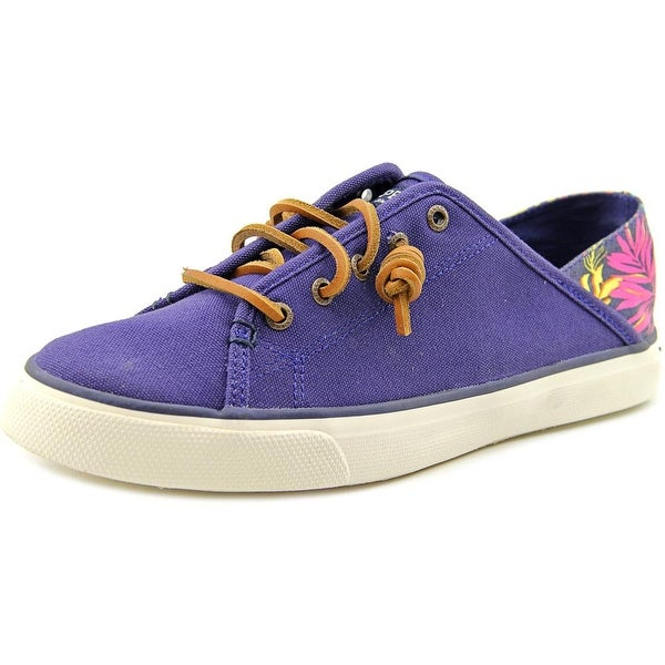 Sperry Top Sider Seacost IslePrint Canvas Fashion Sneakers