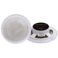 5.25 in. Marine 100 Watts Dual Cone Waterproof Stereo Speakers