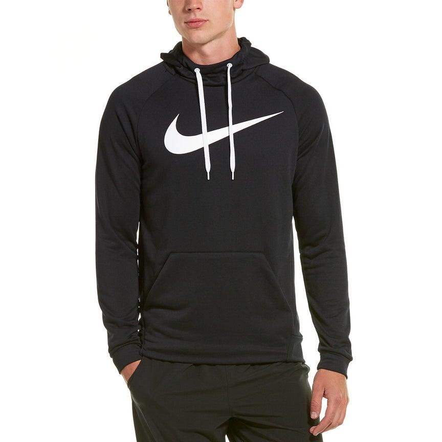 nike dry swoosh hoodie