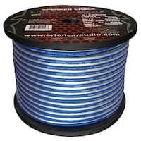 Cobalt Orion Speaker Wire 12 Gauge Blue/Clear 300ft