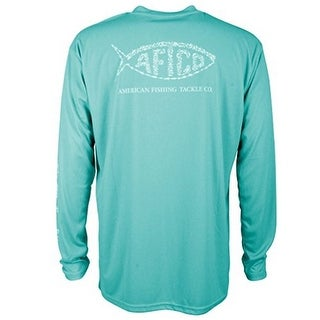 Aftco Mens CIPHER MENS L/S SHIRT