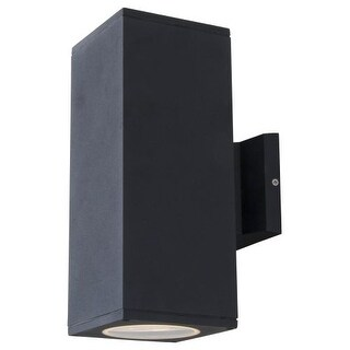 "DVI Lighting DVP115017 Summerside 12"" Height 2 Light Outdoor Wall Sconce"