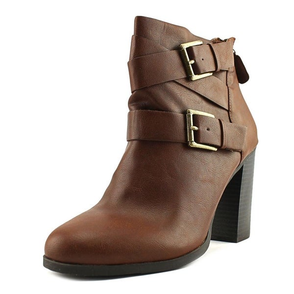 Style & Co Royy Women Chestnut Boots
