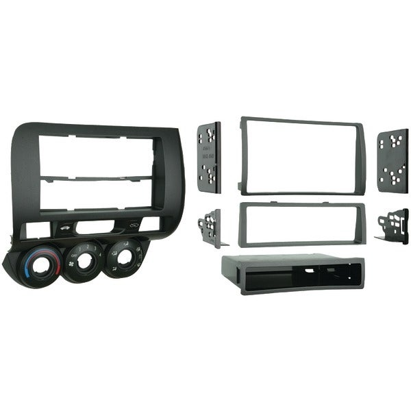 Metra 99-7872 2007-2008 Honda(R) Fit Single- Or Double-Din Installation Kit