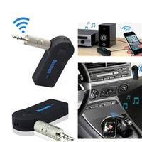Car Bluetooth Receiver Speaker Music Streaming Stereo Audio Adapter