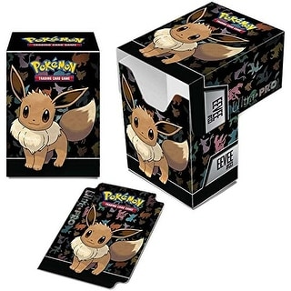 Deck Box Pokemon - Eevee