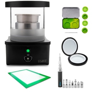 Source Turbo by ExtractCraft Botanical Extractor and Storage Kit