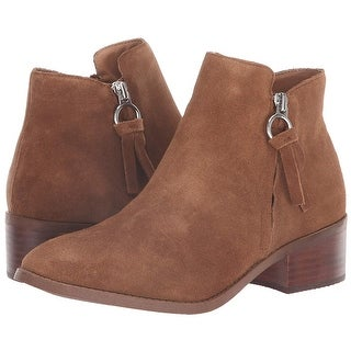 Link to Steve Madden Womens Dacey Leather Round Toe Ankle Fashion Boots Similar Items in Women's Shoes