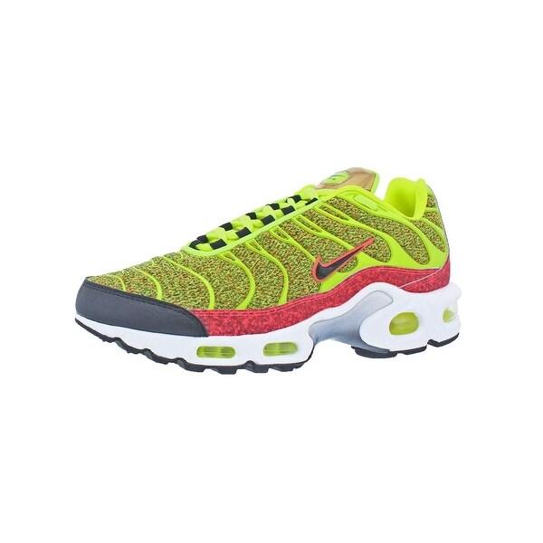 ebbb3c7200 Nike Womens Air Max Plus SE Running, Cross Training Shoes Tn Air Printed - 7