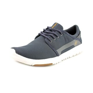 Etnies Scout Round Toe Synthetic Sneakers