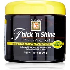 Fantasia Thick 'N Shine Styling Gel, 16 oz