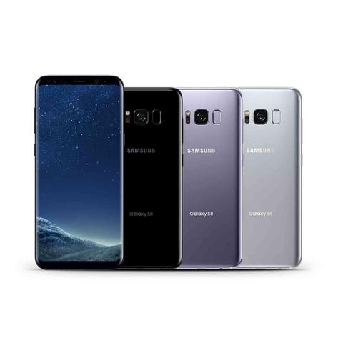 Samsung Galaxy S8 G950U 64GB Unlocked GSM U.S. Version Phone - w/ 12MP Camera (Refurbished)
