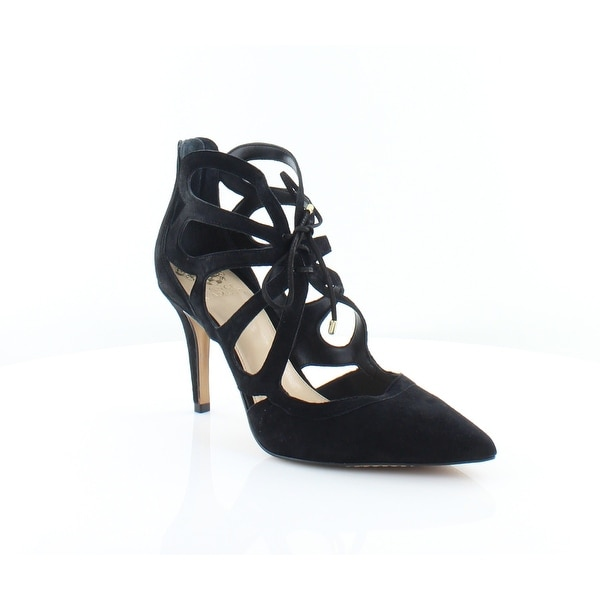 Vince Ballana Women's Sandals & Flip Flops Black - 10