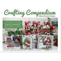 Debbi Moore Crafting Compendium Cardmaking Kit-Santa Claus