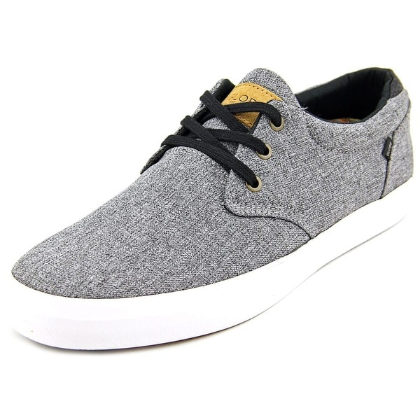 Globe Willow Men Round Toe Canvas Skate Shoe