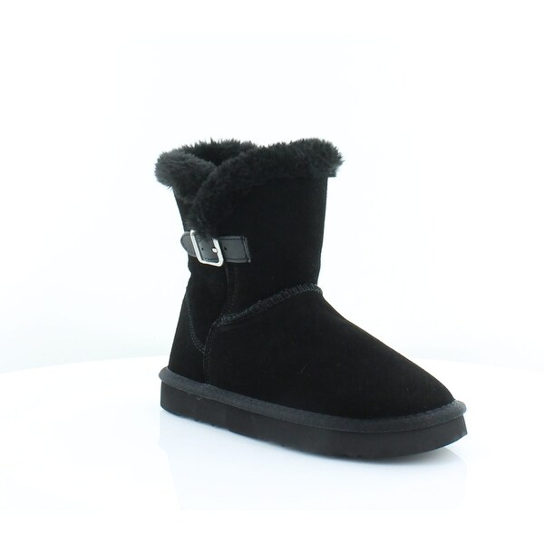 Style & Co. Tiny2 Women's Boots Black