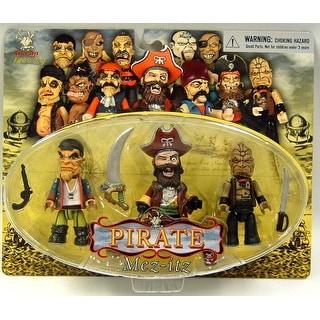 Pirate Mez Itz Figure Pack Of 3 Set B