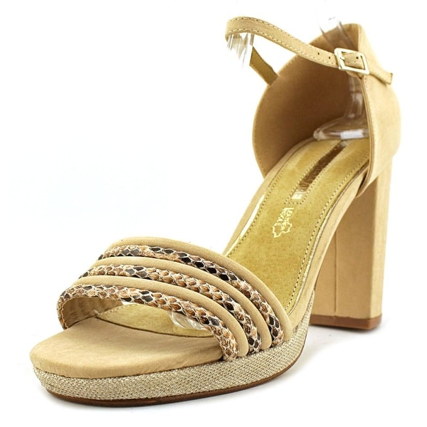 Maria Mare 66734 Women Suave Sand/Cobra Natural Sandals