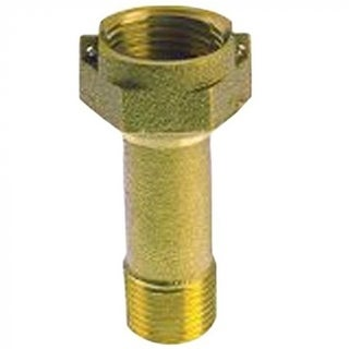 Mueller 118-004 Angle Log Lighter Valve With Key, 1/2""
