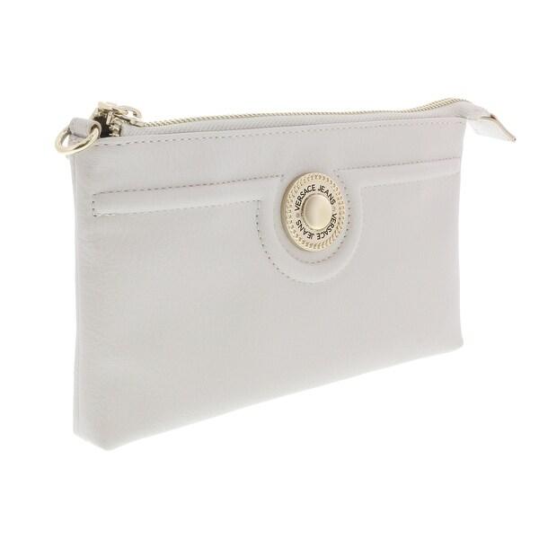 Versace EE3VRBPL3 White Wallet on Chain - 9-5-1