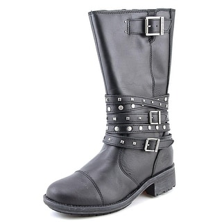 Harley Davidson Kennedy Women Leather Motorcycle Boot